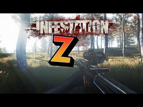 Первый взгляд на игру Infestation The New Z