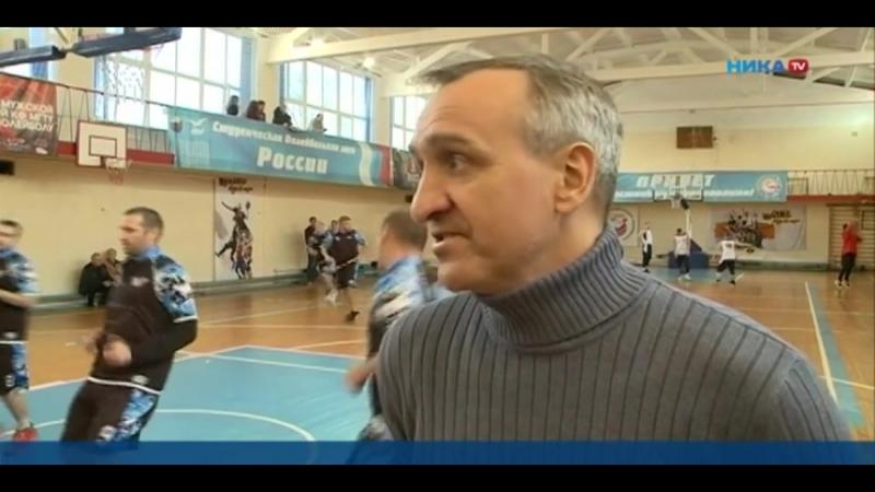 ТРК Ника о матче 1-го тура МЛБЛ К.о.: КФ МГТУ - ОИАТЭ