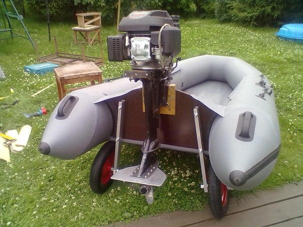 как подобрать мотор для пластиковой лодки