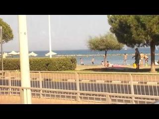 Обзор Cyprus - City Limassol. Обзор города Лимассол,остров Кипр.