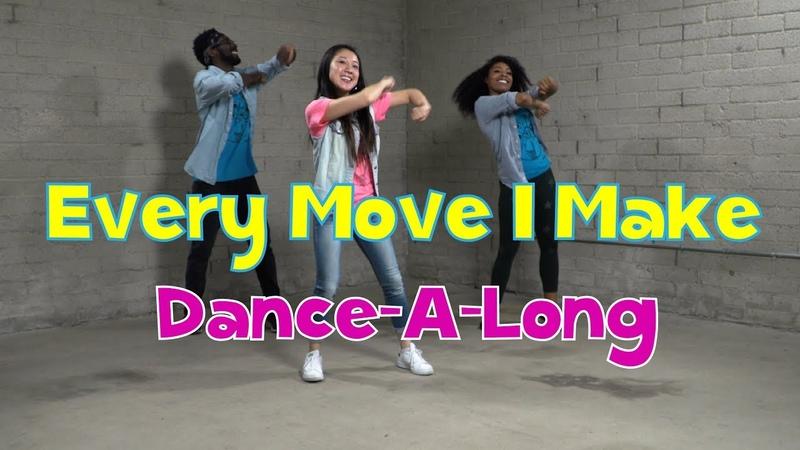 Every Move I Make | Dance-A-Long with Lyrics | Kids Worship