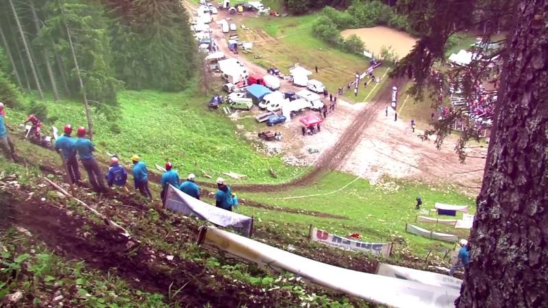Hill climbing Montée Impossible Bernex 2009