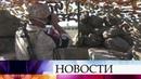 Российская военная полиция патрулирует буферную зону между Сирией и Израилем.