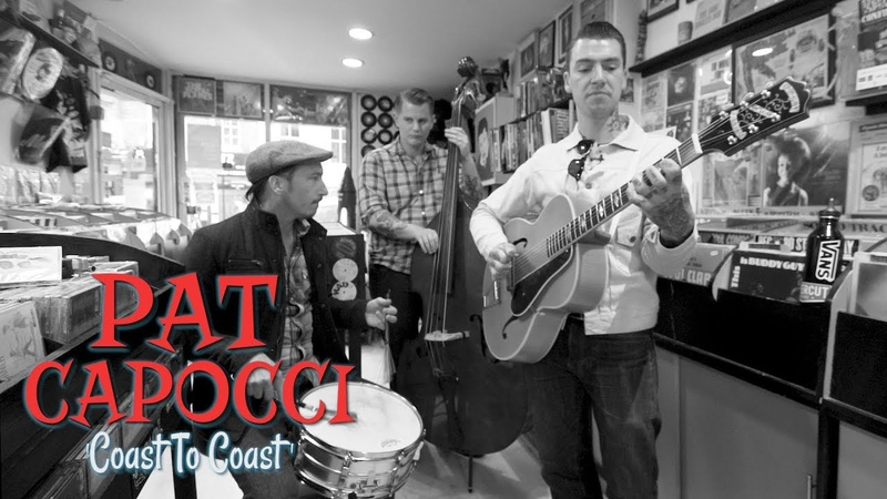 'Coast To Coast' Pat Capocci (bopflix sessions) BOPFLIX