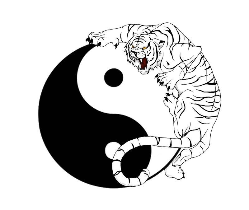 white tiger tattoos - 948×800
