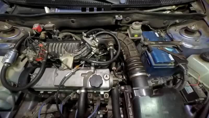 Ошибка P0171 бедная смесь (инжектор)