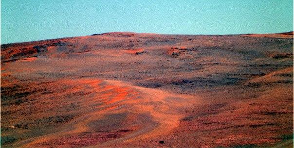 На Марс летим?)