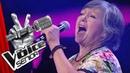 Trude Herr - Ich will keine Schokolade (Elvira Slawinski) | The Voice Senior | Audition | SAT.1