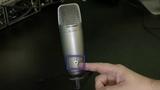 Samson C01U Pro USB Microphone Set up for Mac and Windows