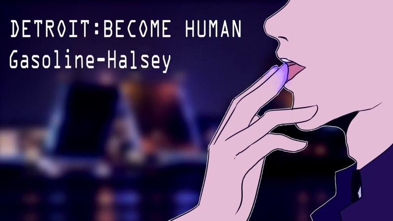 DETROIT: BECOME HUMANanimationGasoline-Halsey