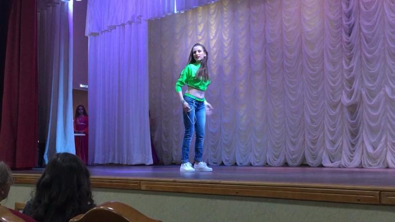 Самира 12 лет,1 место!