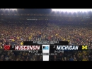 NCAAF 2018 / Week 07 / 15 Wisconsin Badgers - 12 Michigan Wolverines / 1Н / EN