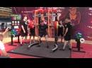 Улащик Андрей присед в бинтах 305 кг