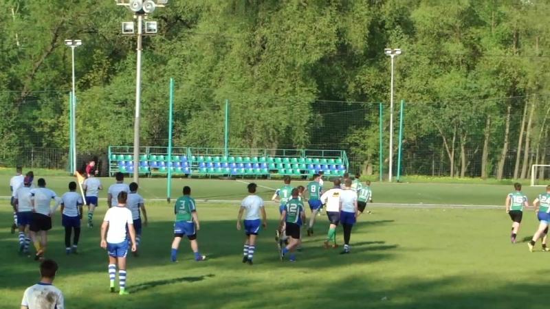 Северные Волки -Южное Тушино 13.05.2018