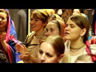 Niranjana Swami Moscow 2014 Vyasa puja