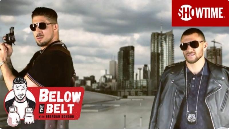 Lomachenko - Schaub Movie Trailer ¦ BELOW THE BELT with Brendan Schaub