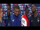 France 4 Croatia 2 Mbappe, Griezmann, Paul Pogba, Lloris et toutes les interviews après le match