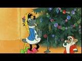 Ну, погоди!  8 серия, мультфильм - Заяц и Волк праздную...