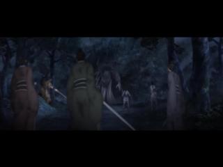Mo Dao Zu Shi 02 серия русская озвучка AniMaunt.ru / Магистр дьявольского культа 2 серия