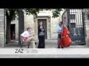 ZAZ Je Veux хриплая француженка покорила многих своей уличной песней