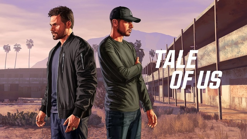 GTA Online: After Hours | Tale Of Us | Full liveset [In-game capture]