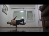 BBOY BRUCE ALMIGHTY : some tricks and powermove