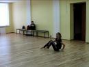 Катя Гречко ,солистка ансамбля современного танца Анжелика,г.Синельниково.Репетиция и премьера танца Дух надежды