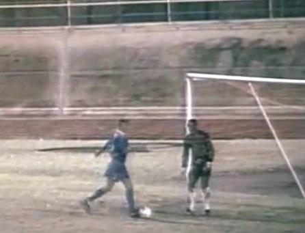 Самый странный матч в истории футбола (Видео)