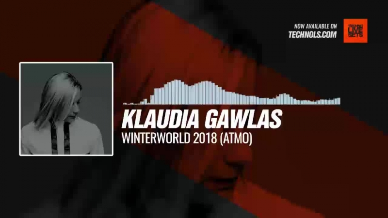 Techno music with @KlaudiaGawlas - Winterworld 2018 (Atmo) Periscope