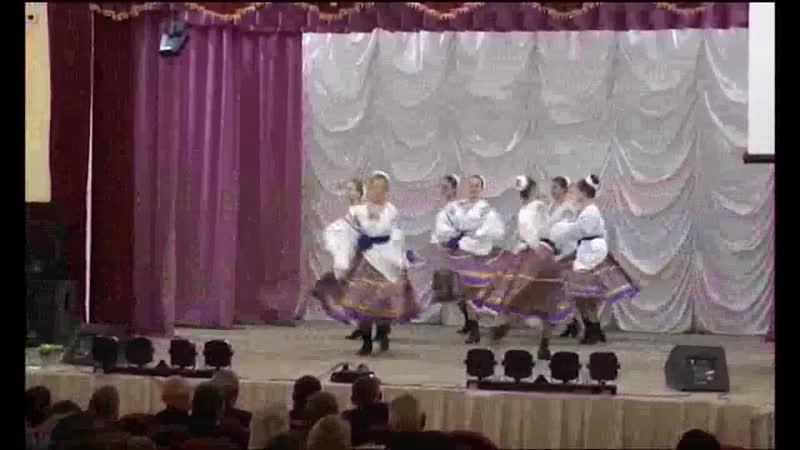 Образцовый ансамбль танца ЛЮБАВА