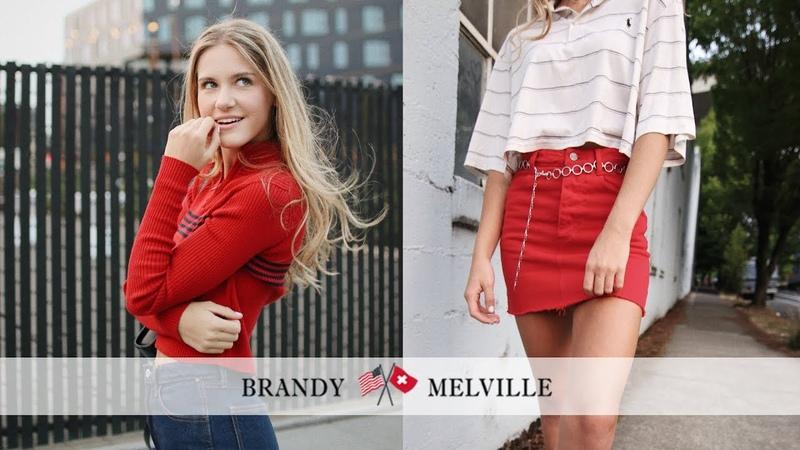Brandy Melville Lookbook: OUTFITS OF THE WEEK