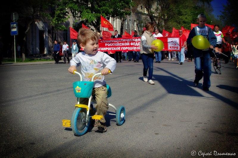 1 мая в Таганроге