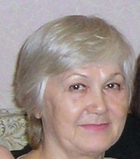 Люция Иксанова, 9 апреля 1946, Миасс, id199429817