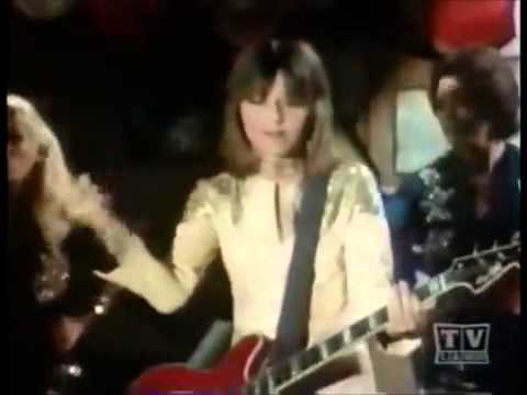 Suzi Quatro As Leather Tuscadero - All Her Performances On Happy Days