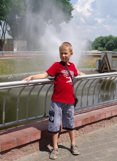 Николай Буланов, 7 августа , Чечерск, id205817865