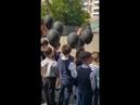 Как такое может быть В Киеве 49 я школа проходил рашистский шабаш На линейке в неокреп