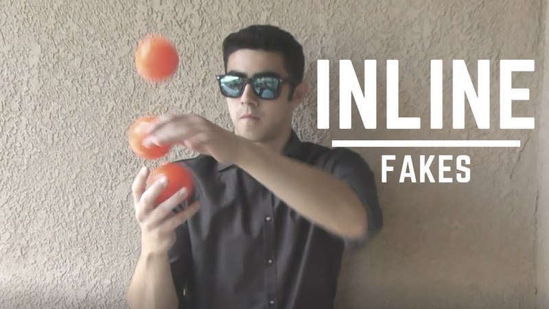 Juggling l Inline Fakes