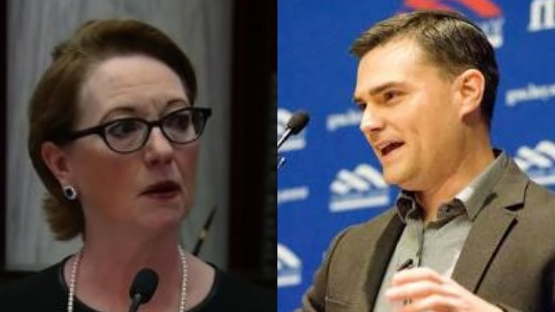 Leftist Judge CONFRONTS Ben Shapiro, Watch How He Responds