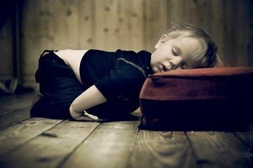 Детский сон очень полезен для нервной системы родителей!