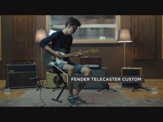 SoundLab Guitars and Amps | Fender Telecaster Custom