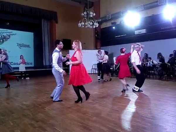 Strictly Balboa Competition at St-Petersburg Social Dance Festival 11.02.2018