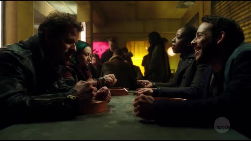 Темная материя 3 сезон 3 серия
