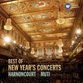 Nikolaus Harnoncourt альбом Best of New Year's Concerts - Neujahrskonzerte