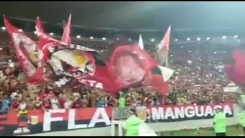 Essa Nação jamais vai esquecer, o Flamengo vai jogar pra sempre por vocês...