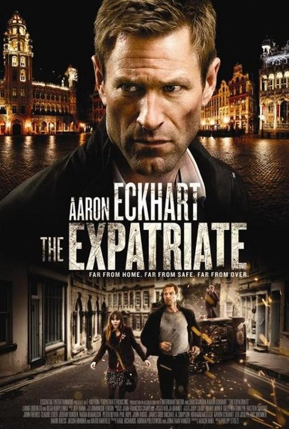 Ver The Expatriate (2012) Online
