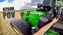 John Deere 6250R - POV Transport DRIVE!