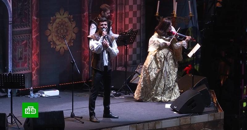 В Вероне состоялась премьера ледового шоу Авербуха «Ромео и Джульетта»