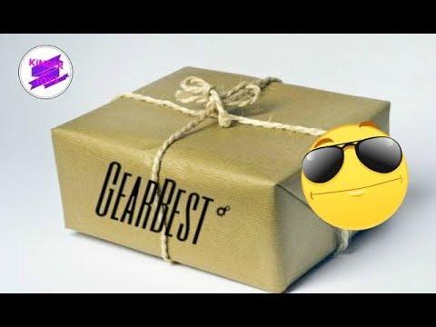 Распаковка посылки от GearBest 3. Классные посылки из Китая.
