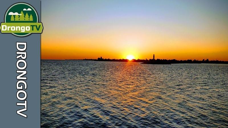 Night Ride - Dawn Of the Volga. Ночная велопокатушка