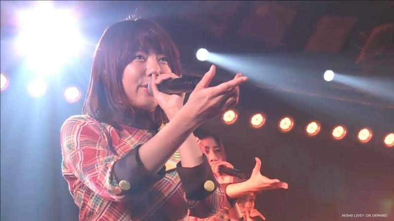 AKB48 - Yuuhi wo Miteiru ka? [H1 Boku no Taiyou revival 16.07.16 14:00]